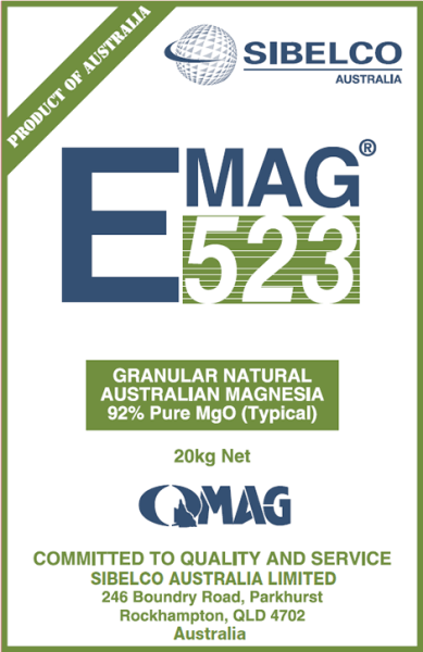 Magnesium Oxide 523 (Emag 523)