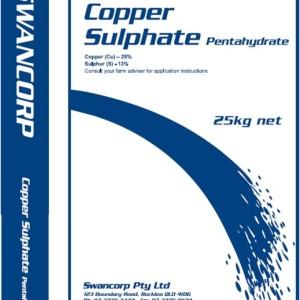 Copper Sulphate Pentahydrate 25%